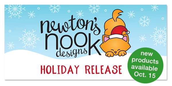 Newton's Nook Designs Holiday Release Graphic