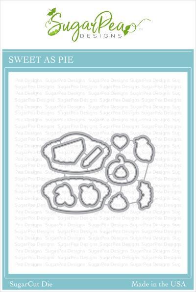 Sweet As Pie SugarCut